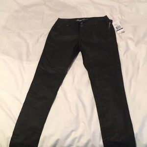 Kenneth cole black pants